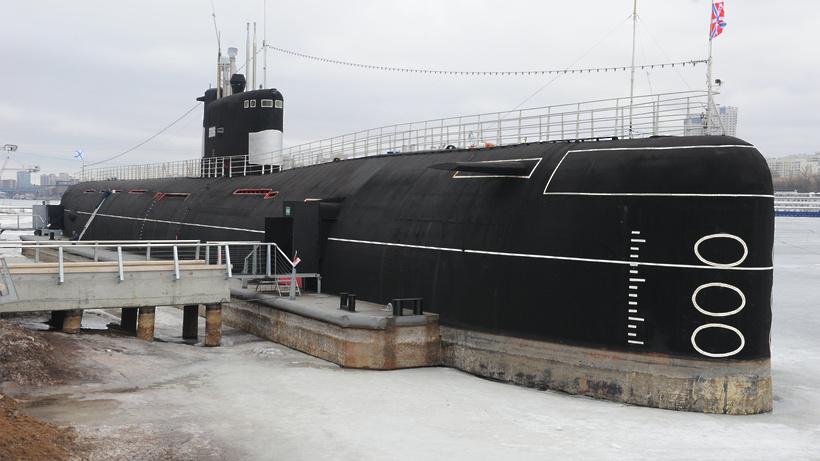подводная ладья б-396 тушино